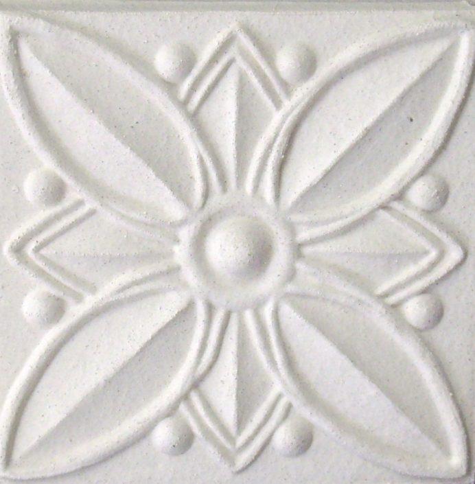 3 x 3 Square Floral