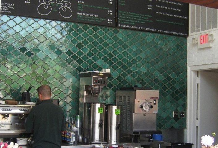 Coffee shop - Austin