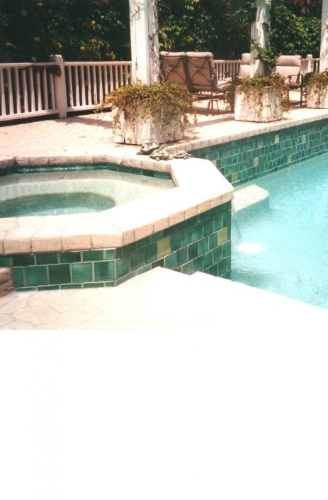 Jade Green Pool