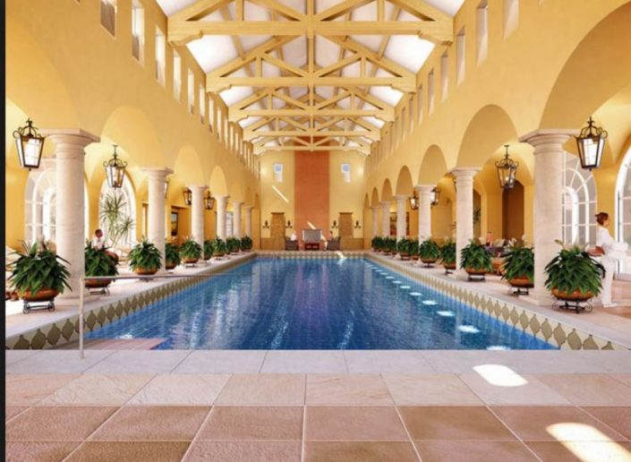 Maravilla Scottsdale indoor pool