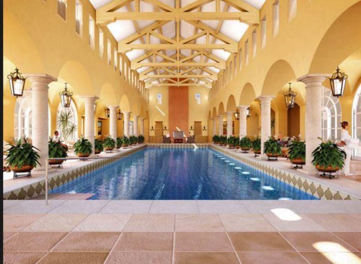 Maravilla Scottsdale indoor pool
