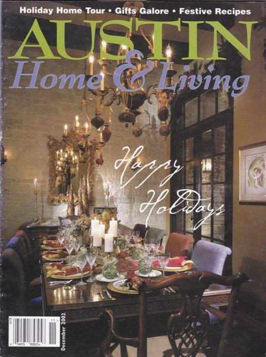 AUSTIN Home & Living Dec 2002
