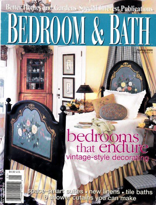 BEDROOM & BATH Spring 2002