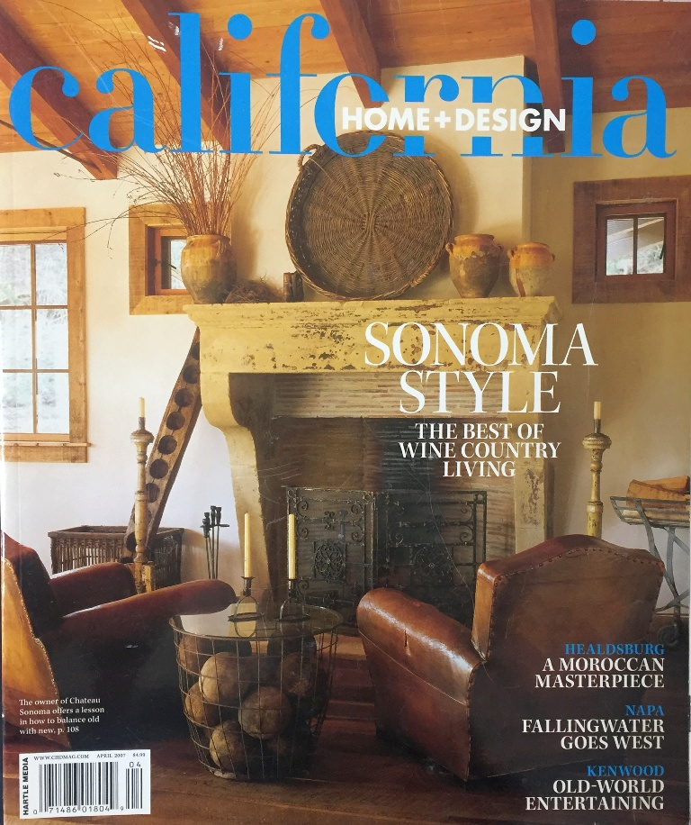 California home design magazine review home decor for California home and design magazine