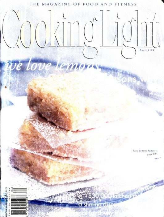 Cooking Light April 1999