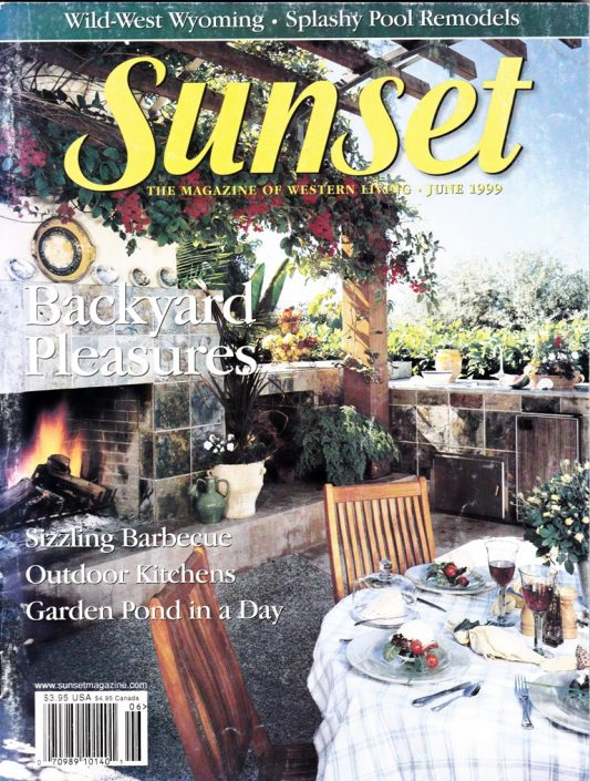 SUNSET Jun 1999