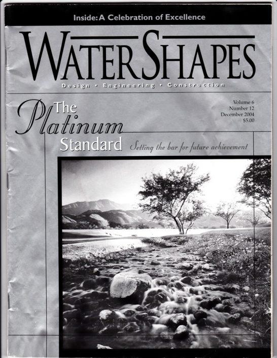 WATER SHAPES Dec 2004